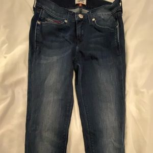 Tommy Hilfiger Women's Mid-Rise Skinny Jeans